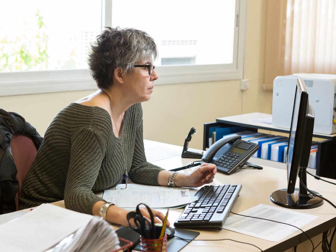 Personal de administración y contabilidad Cayvol